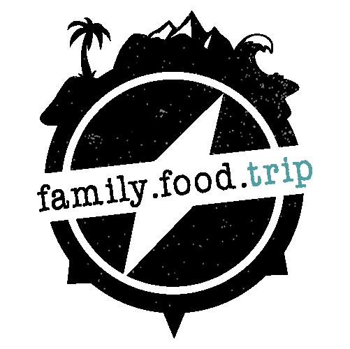 familyfoodtrip • Travelblog • Reisen als Familie Logo