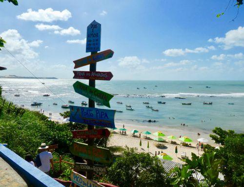 Praia da Pipa –  Surfer, Hippies und Traumstrände