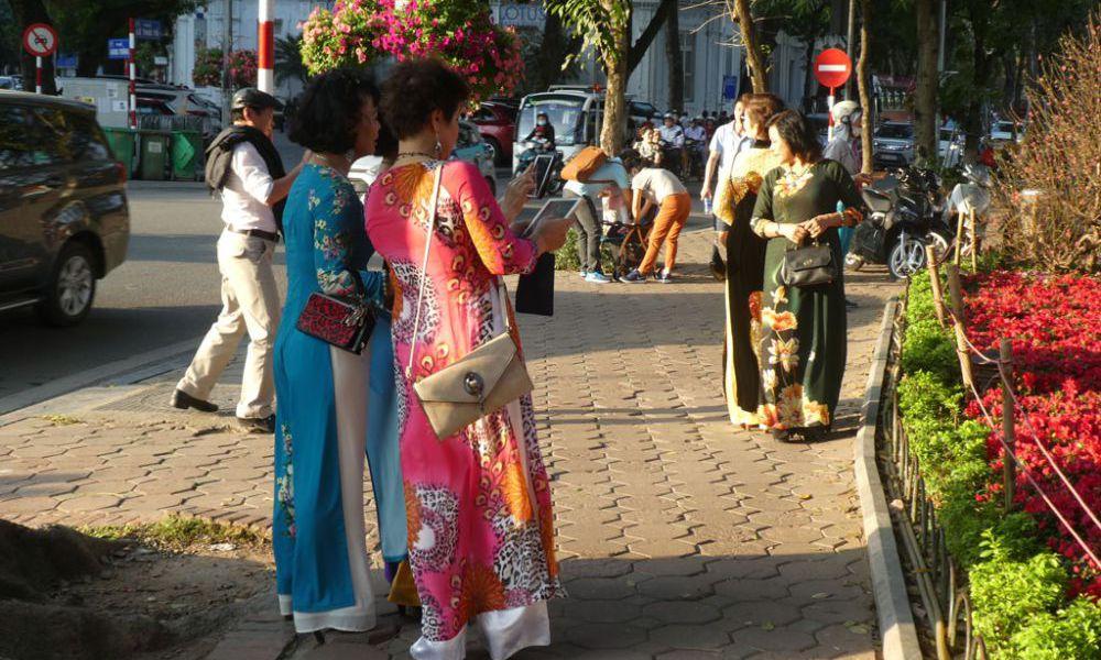 Neujahrsfest-Hanoi-Vietnam