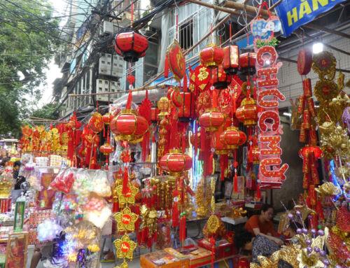 Hanoi – die quirlig chaotische Metropole