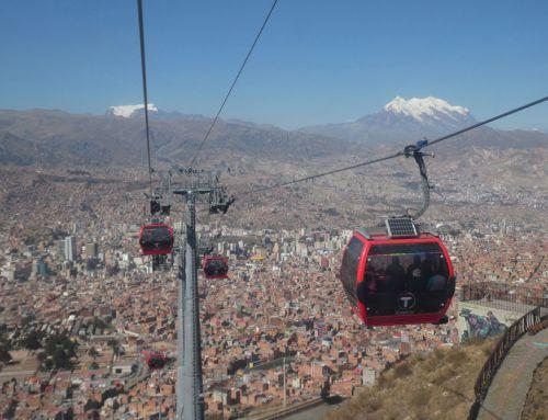 La Paz – Boliviens heimliche Hauptstadt auf über 3500 Metern
