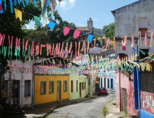 Olinda – die wunderschöne Kolonialstadt im Nordosten Brasiliens